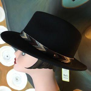 Jeanne Simmons Accessories - Unisex Large Brim Fedora